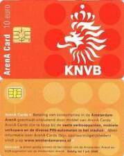 Arenakaart A064-01 10 euro: KNVB