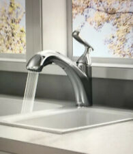 American Standard Chatfield Single-Handle Pull-Out Sprayer Kitchen Faucet Chrome
