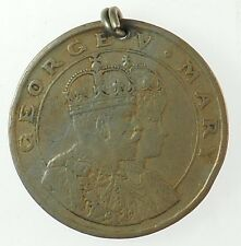 1911 CORONATION OF GEORGE V 32mm