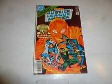 JUSTICE LEAGUE of AMERICA Comic - Vol 19 - No 154 - Date 05/1978 - DC Comic