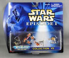 Micro Machines Star Wars Episode 1 Collection VIII 1999 MOC RARE