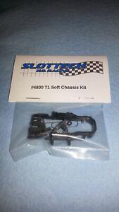 Slottech #4800 Soft Thundercat T1 Super Stock Chassis Kit w/ Extras