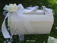1 Stück Geldbox, Briefbox, Truhe  zum Gastgeschenk, Hochzeit, Braut,