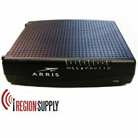 ARRIS TG862G WiFi WirelessTelephony Cable Modem Router Gateway Docsis 3.0 RCN