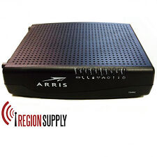 ARRIS TG862G WiFi WirelessTelephony Cable Modem Router Gateway Docsis 3.0 RCN