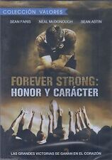 Forever Strong - Honor y Caracter _COLECCION DE VALORES NEW DVD