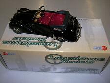 Lansdowne LDM58b - 1949 Lagonda 2.6 Litre Drop Head Coupe - Black   1:43 Diecast