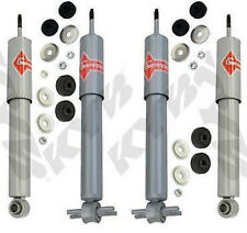 Performance Touring /& 4x4 Offroad Leveling fits CHEVROLET Corvette 1963-82 GR-2//EXCEL-G Twin Tube Gas Charged for Replacement Front + Rear KYB Quick Mount Kit of 4 Shocks