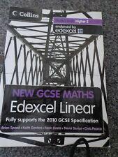 Collins GCSE maths higher 2 Edexcel Linear student book  college school exams