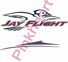 Jay Flight Decal Kit LARGE RV camper trailer jayco rv JAYFLIGHT JAY FEATHER