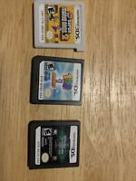 NINTENDO 3DS SUPER MARIO BROS 2 VIDEO GAME  CARTRIDGE ONLY game lot