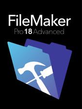 ✅ FileMaker Pro 18 Advanced ®🔥 Lifetime License Key 🔐 Instant 30s Delivery 📩©