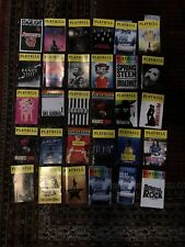 Lot Of Playbills For Sale - Any 6 - Random Or Chosen!!!