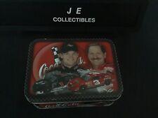 Dale earnhardt and Dale Earnhardt jr.1998 coke/polar bear 2 car tin setlimited