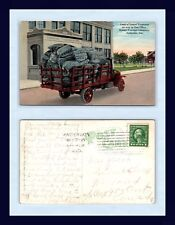 INDIANA ANDERSON GOSPEL TRUMPET TRUCK 1913 TO JACOB SILVERTHORN, WELLAND ONTARIO