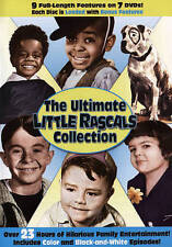 THE ULTIMATE LITTLE RASCALS COLLECTION NEW DVD
