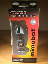 Mimobot - Transformers - Megatron 4GB - USB Flash Drive - Mimoco 6014830
