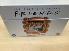 Friends The Complete Series Boxset 1-10 (Rated 12)