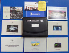 2002 Mercedes R170 SLK SLK230 SLK320 SLK32 Owner Manuals Operator Books Set S193