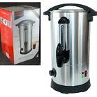 Glühweinkocher 8 L Edelstahl 1800 Watt Glühweinautomat 8 Liter  Glühweinkessel +