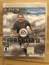FIFA Soccer 13 PlayStation 3 [Brand New, Sealed PS3 EA Sports EPL Messi