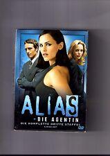 Alias - Die Agentin - 3. Staffel (2005) DVD ##