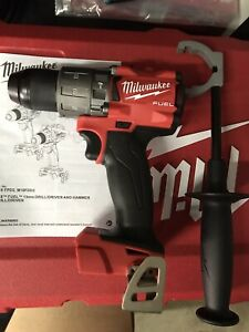 Milwaukee M18FPD2-0 18V Cordless Fuel GEN 3 Hammer Drill Driver - Skin Only