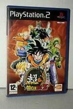 SUPER DRAGON BALL Z GIOCO USATO PS2 VERSIONE ITALIANA MA1 49370