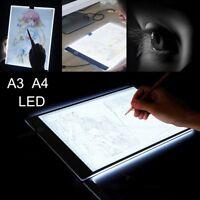 Tavola Luminosa Da Disegno Ricalco Foglio A4 A3 Lavagna Luminosa Con Led e Usb