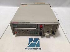 ADVANTEST TQ8215 Optical Power Multimeter With Optical Block TQ82010 and GPIB