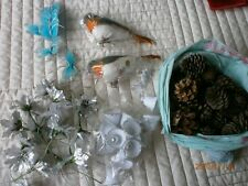 Various Decorations for Dried Flower/Crafting