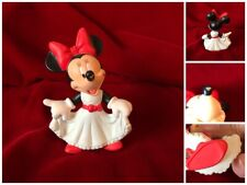 McDonalds Disneyland 50 Happiest Celebration Minnie Mouse Figure Pvc Cake Topper