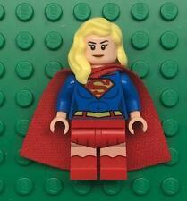 Lego Supergirl Minifig lot: Super Hero Figure Superman 76040