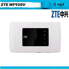 ZTE MF920 MF920V 4G 150Mbps MIFI Portable Hotspot