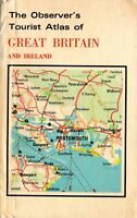 The Observer's Tourist Atlas of Great Britain a... - John Bartholomew - Accep...