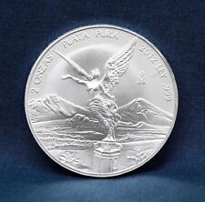 2012 2 OZ. SILVER MEXICO LIBERTAD ** FROM MINT ROLL**