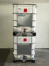 Reconditioned 600 Litre IBC/Storage Containers