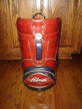 Vintage Hot Z Den Caddy Arnold Palmer Golf Company Mini Staff Bag Excellent