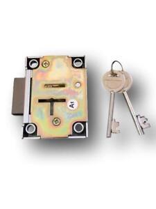 7 Lever Gun Cabinet - 7 Lever Safe Lock Non Key Retaining  ** Free Postage **