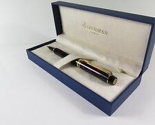Waterman Man 200 Rhapsody rot, Kugelschreiber neuwertiger Zustand mit Box