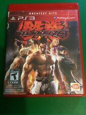 Tekken 6 (Sony PlayStation 3, 2009) PS3
