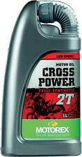 Motorex Cross Power Fully Synthetic 2T Motor Oil