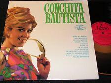 Conchita Bautista Same/60s Polish Spanish Female LP Muza XL 0589