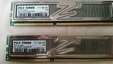 OCZ DDR3 PC3-10666 Platinum 2x2GB OCZ3P1333LV4GK