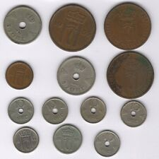 More details for collection of norway coins   european coins   bulk coins   pennies2pounds