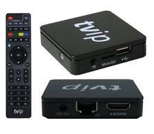 TVIP S-Box v.412 IPTV HD Multimedia Streamer Android KK 4.4