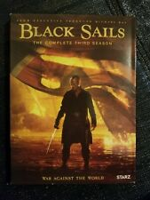 Black Sails, Season 3, DVD