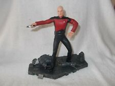 Action Figure Star Trek TNG Select Captain Picard vs Borg Drone 7 inch loose