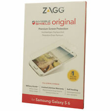 ZAGG InvisibleShield Screen Protector Original for Samsung Galaxy S6 Wet Apply