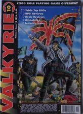 Valkyrie Magazine - Fantasy/Rpg - No.10 - 1996 - Table Top Rpg'S